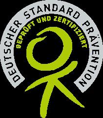Zertifizierter Kurs durch Zentrale Prüfstelle für Prävention